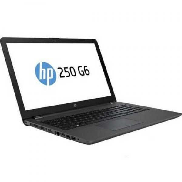HP 250 G6 3QM21EA Grey NOS 3Y - 8GB Laptop
