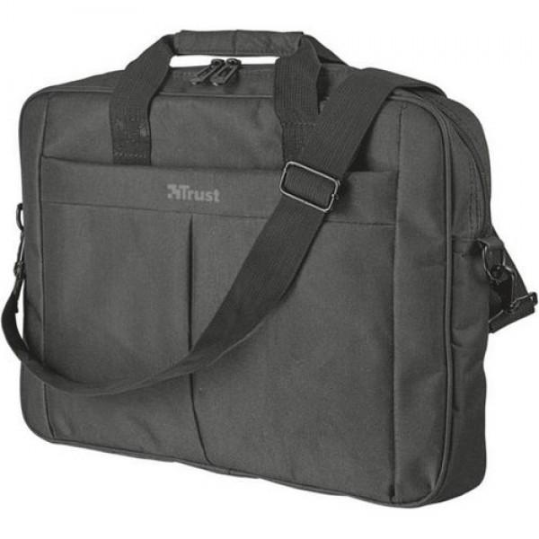 """Trust Primo Notebook Táska Fekete 17,3"""" (21552) Laptop táska"""