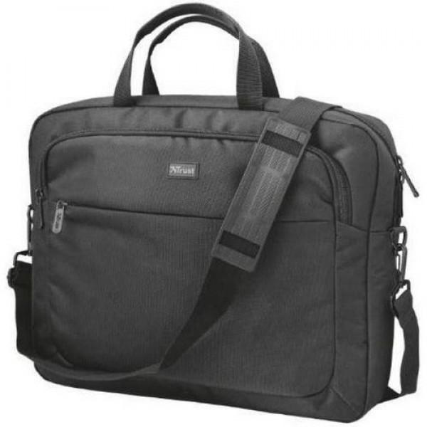 """Trust Lyon Laptop Bag 17,3"""" Black (22871) Laptop táska"""