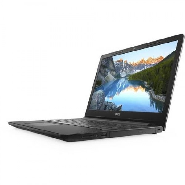 Dell Inspiron 3573-CDA548LF Black - Win10 Laptop