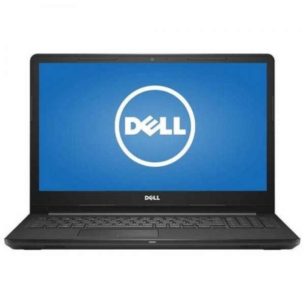 Dell Inspiron 3576-I3G520WF Black W10 - SSD Laptop