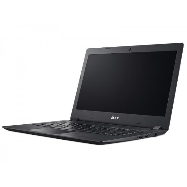 """Acer Aspire 3 (A314-31-C2TV) - 14.0"""" HD, Celeron N3350, 4GB, 500GB HDD, Elinux - Fekete Laptop Laptop"""