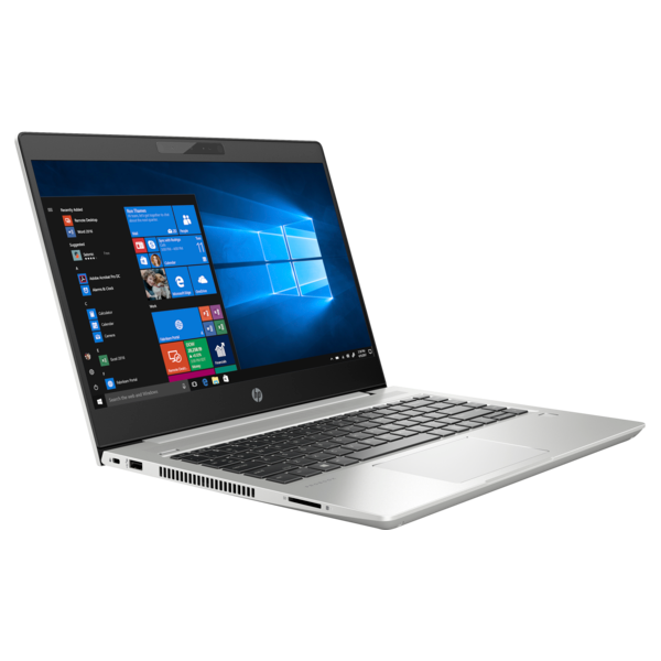 "HP ProBook 440 G6 - 14.0"" FullHD, Core i7-8565U, 8GB, 256GB SSD + 1TB HDD, nVidia GeForce MX130 2GB, Microsoft Windows 10 Professional - Ezüst Ultravékony Üzleti Laptop 3 év garanciával Laptop"