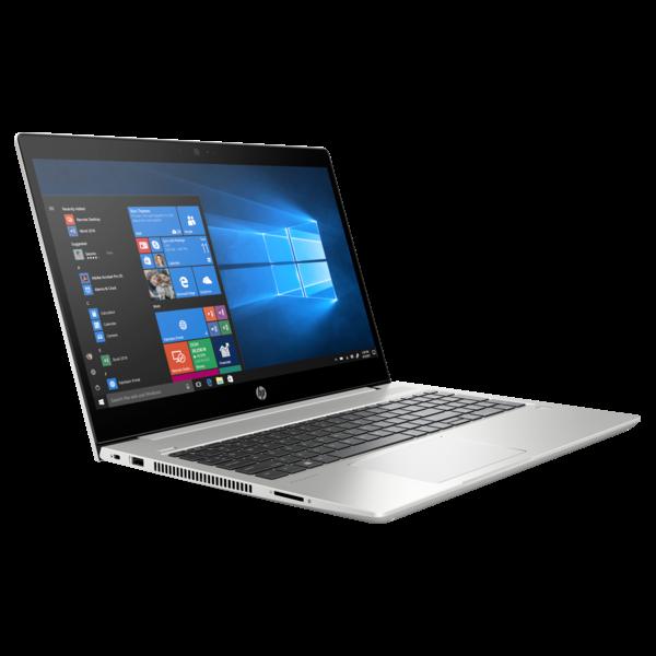 "HP ProBook 450 G6 - 15.6"" FullHD, Core i7-8565U, 8GB, 256GB SSD + 1TB HDD, Microsoft Windows 10 Professional - Ezüst Üzleti Laptop 3 év garanciával Laptop"