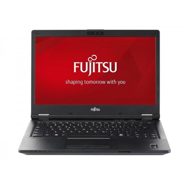 "Fujitsu LIFEBOOK U759 15.6"" FullHD IPS, Core i5-8265U, 8GB, 256GB SSD, Microsoft Windows 10 Professional - Fekete Üzleti Laptop 3 év garanciával Laptop"