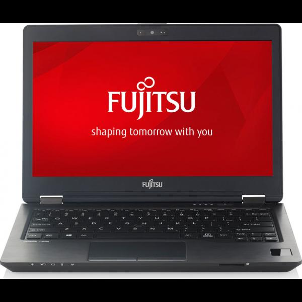 "Fujitsu LIFEBOOK E549 14.0"" FullHD IPS, Core i5-8265U, 8GB, 256GB SSD, DOS - Fekete Üzleti Laptop 3 év garanciával Laptop"