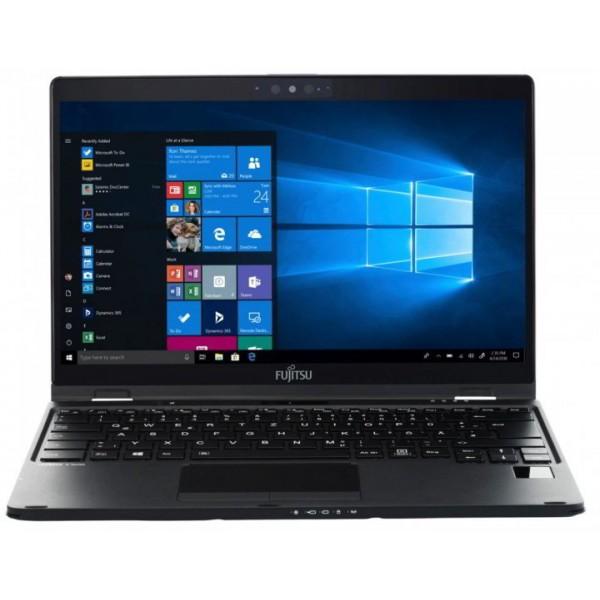 "Fujitsu LIFEBOOK U939 - 13.3"" FullHD IPS, Core i5-8365U, 8GB, 512GB SSD, Microsoft Windows 10 Professional - Fekete Üzleti Laptop 3 év garanciával Laptop"