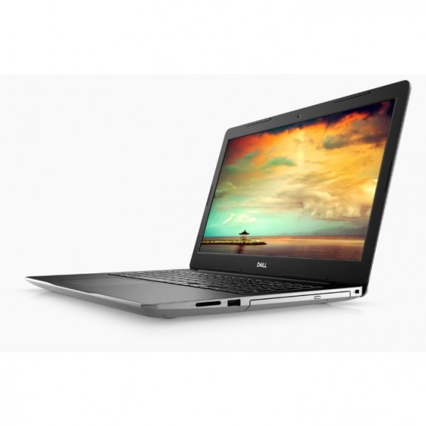 "Dell Inspiron 15 (3593) - 15.6"" FullHD, Core i7-1065G7, 8GB, 256GB SSD, nVidia GeForce MX230 2GB, Linux - Ezüst Laptop 3 év garanciával Laptop"