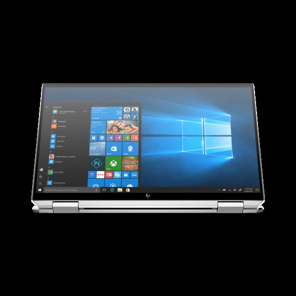 "HP Spectre x360 2in1 (13-aw0003nh) - 13.3"" FullHD IPS TOUCH, Core i7-1065G7, 16GB, 1TB SSD, Microsoft Windows 10 Home - Ezüst Üzleti Átalakítható Laptop 3 év garanciával Hibrid"