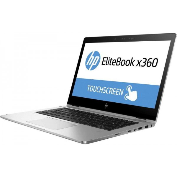 "RENEW HP EliteBook x360 1030 G3 2in1 - 13.3"" FullHD TOUCH IPS, Core i5-8350, 8GB, 512GB SSD, Intel UHD 620, Microsoft Windows 10 Professional - Ezüst, Üzleti Laptop 3 év garanciával Hibrid"