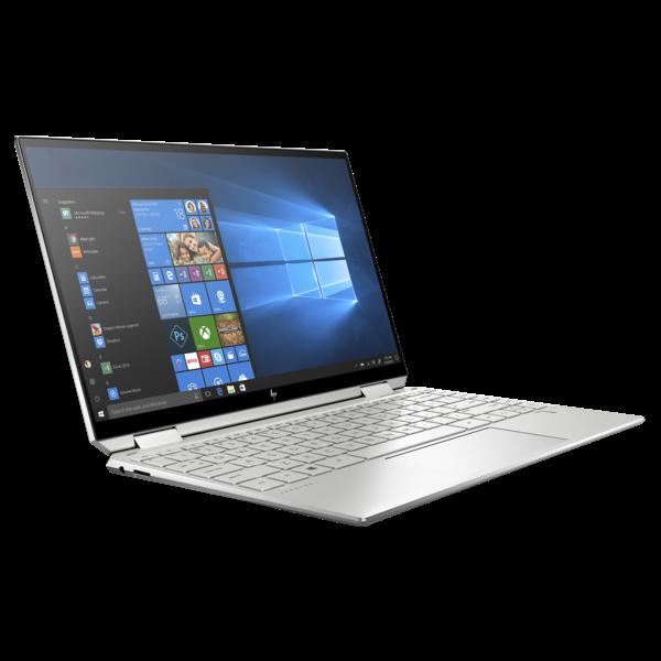 """HP Spectre x360 2in1 - 13.3"""" UHD OLED TOUCH, i7-1065G7, 16GB, 512GB SSD, Microsoft Windows 10 Home - Ezüst Átalakítható Üzleti Laptop 3 év garanciával Hibrid"""