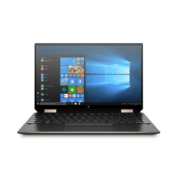"HP Spectre x360 2in1 - 13.3"" FullHD OLED Touch, i7-1165G7, 16GB, 512GB SSD, Microsoft Windows 10 Home - Fekete Átalakítható Üzleti Laptop 3 év garanciával Hibrid"