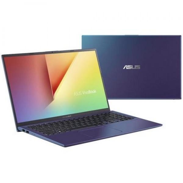 Asus VivoBook X512DA-EJ1443T Blue W10 - O365 Laptop