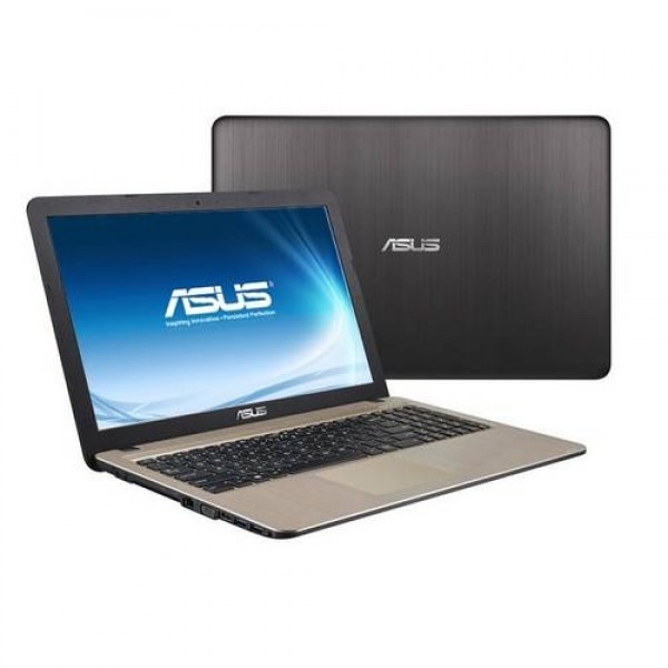 Asus VivoBook X540NV-DM017 Black NOS - ssd Laptop