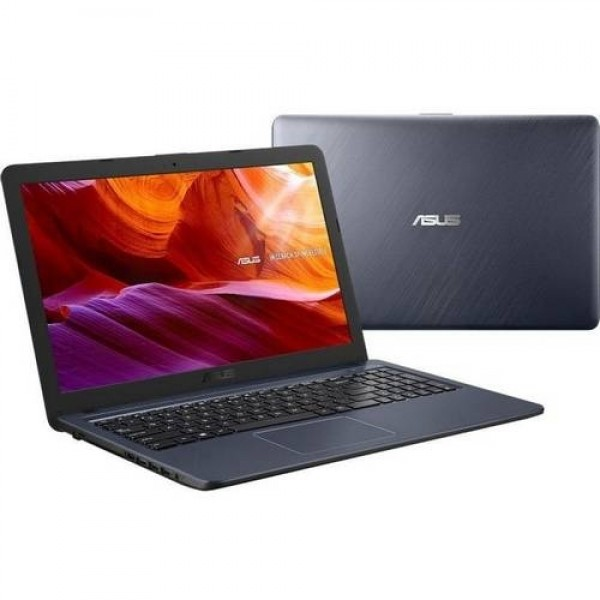 Asus VivoBook X543UA-GQ1702 Grey - Win10 Laptop