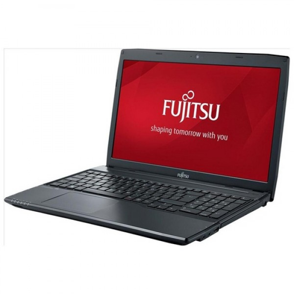Fujitsu LifeBook A514 Black 2Y NoOs SSD+ Laptop