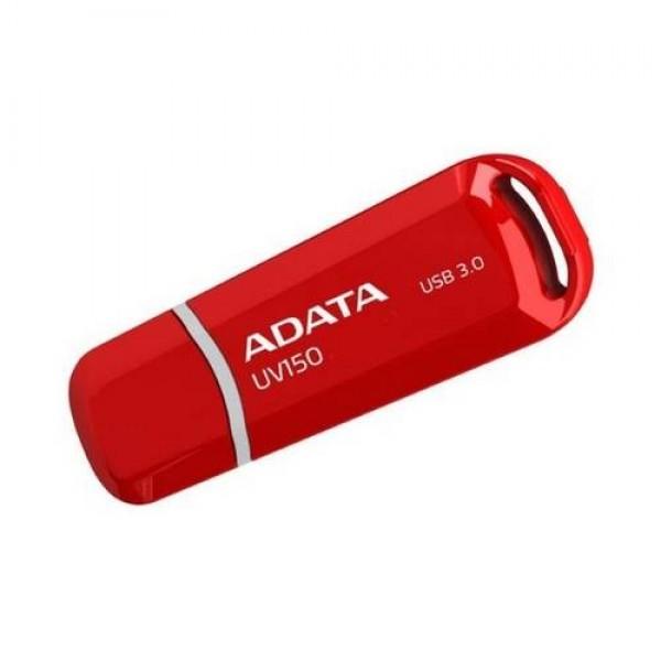Adata Pendrive USB 3.2 64 GB Red (AUV150-64G-RRD) Kiegészítők