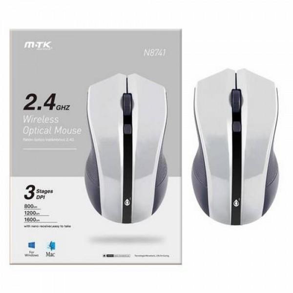 BlackBird N8741 Wireless Mouse White (BH281) Kiegészítők