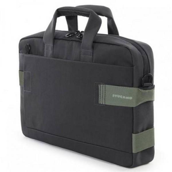 Tucano laptop táska BSTR1314-BK Laptop táska