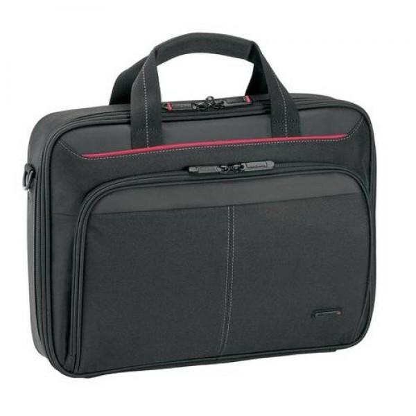 Targus laptop táska Clamshell S fekete (CN313) Laptop táska
