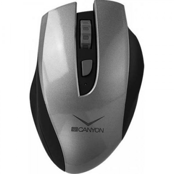 CANYON Wireless Rechargeable Mouse Grey (CNS-CMSW7G) Kiegészítők
