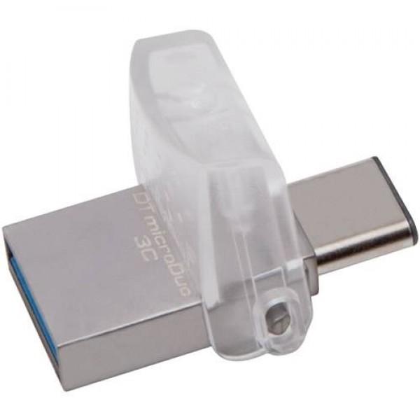 USB Pendrive Kingston 32 GB 3.1 Type A-C (DTDDUO3C32GB) Kiegészítők