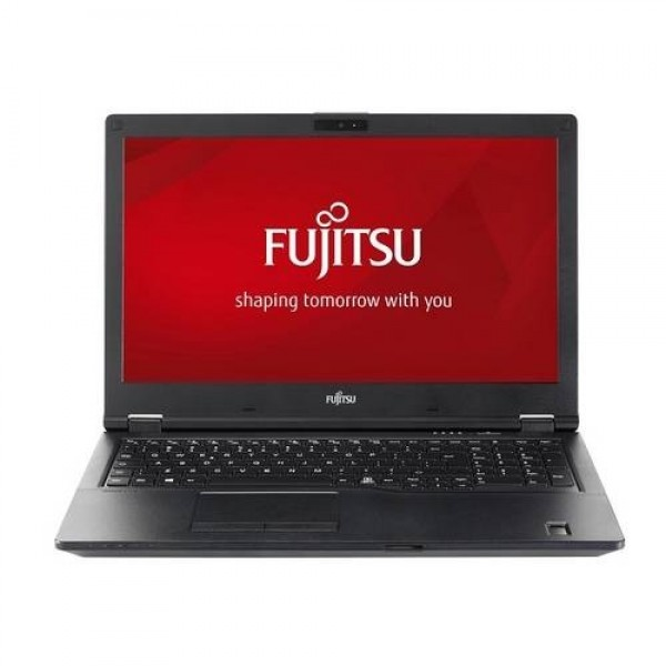 Fujitsu LifeBook E458-LFBKE458-1 Black - 8GB + Win10 + O365 Laptop