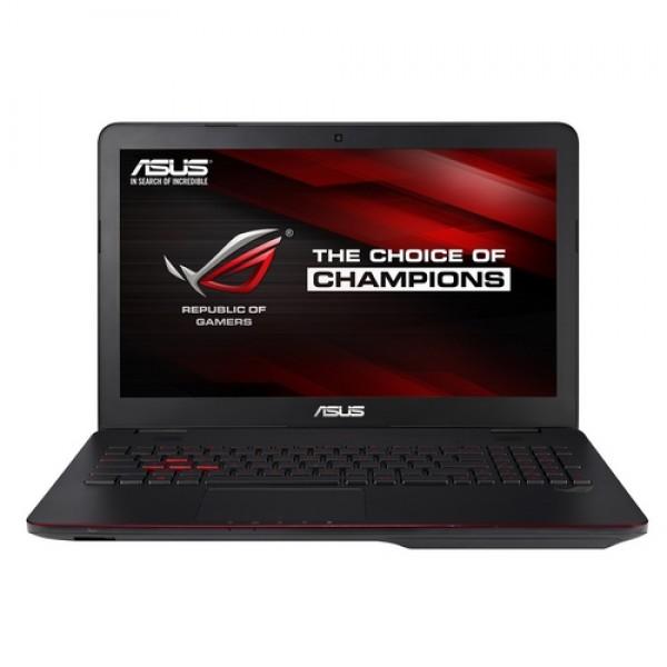 Asus G551JW-CN063D Black FD GIM FLV Használt Laptop