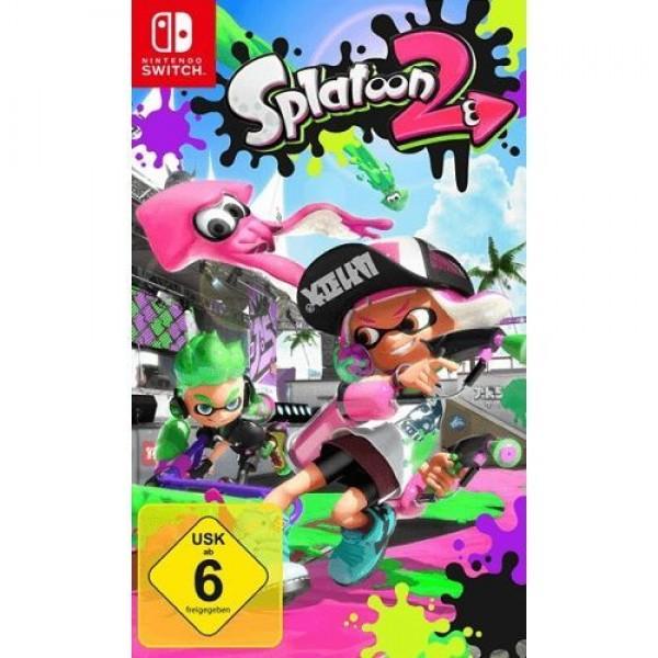 Game Nintendo Splatoon 2 Konzol