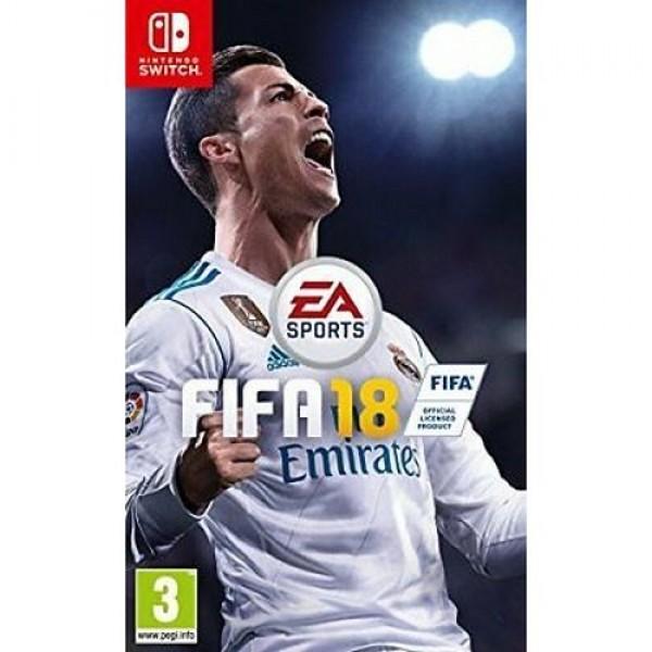 Game Nintendo FIFA 18 Konzol