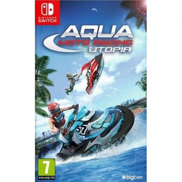 Game Nintendo Aqua Moto Racing Utopia Konzol