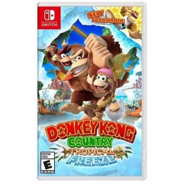 Game Nintendo Donkey Kong Country Konzol