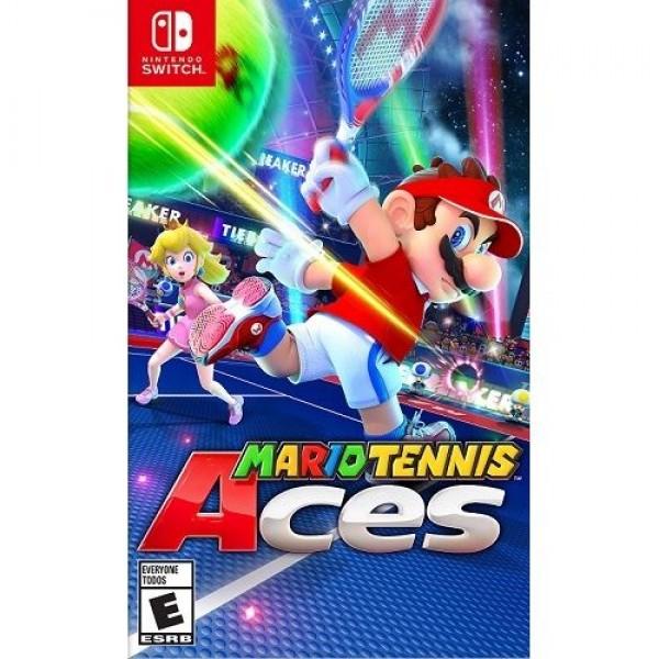 Game Nintendo Mario Tennis Aces Konzol
