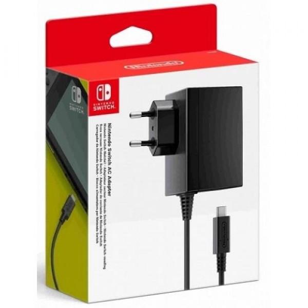 Nintendo Switch AC Adapter (HAC-S-ADGHA) Konzol