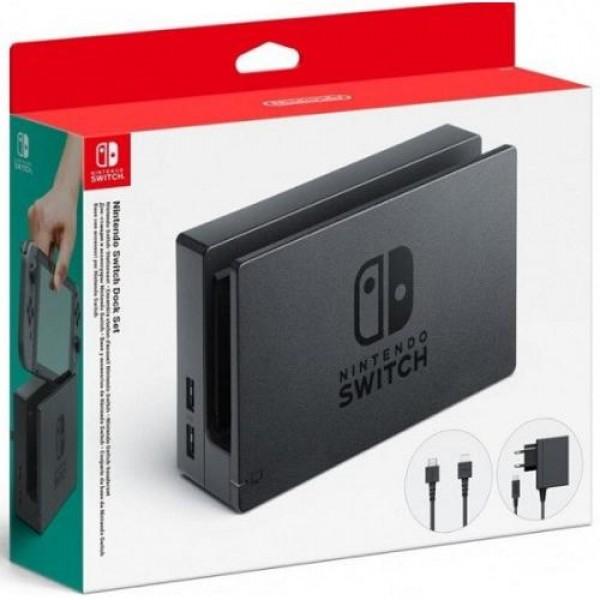 Nintendo Switch Dock set (HAC-S-CASAA) Konzol