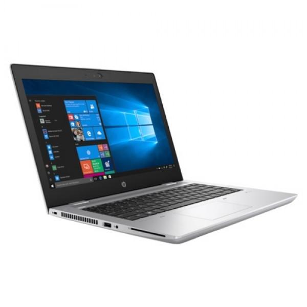 HP ProBook 640 G4 3JY21EA Silver W10 Pro - 8GB + O365 Laptop