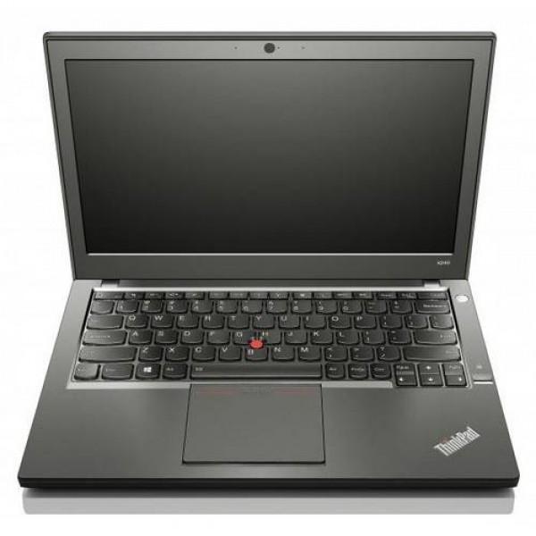 Használt ThinkPad X240 Black W8 Pro Laptop