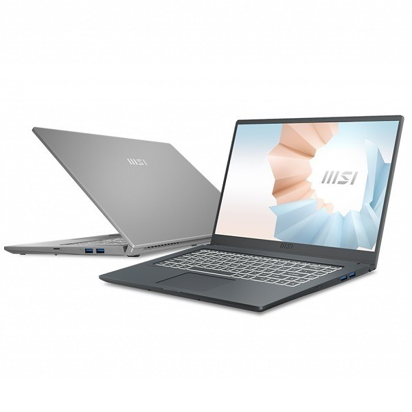MSI Modern 15 A10M 9S7-155136-492 Carbon Grey NOS Laptop