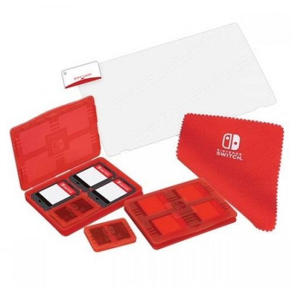 Nintendo Switch Game Traveler Protection Pack (NNS10) Konzol