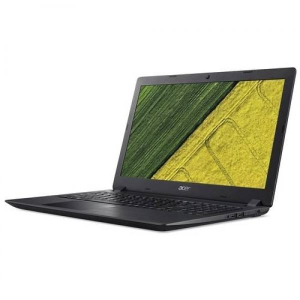 Acer Aspire 3 A315-51-34V8 Black - 8GB + Win10 + O365 Laptop