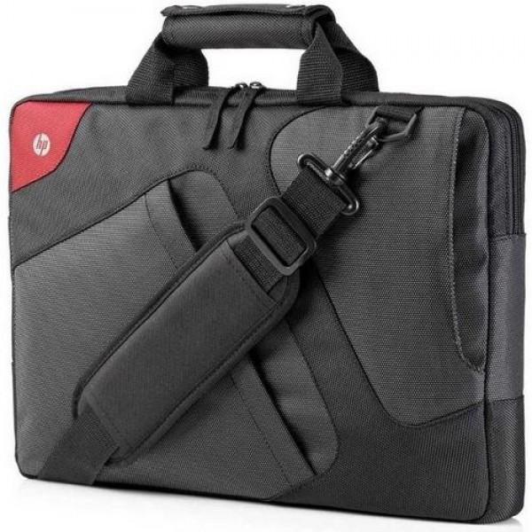 """HP Urban Slip Laptop táska 15,6"""" Black (QB756AA) Kiegészítők"""
