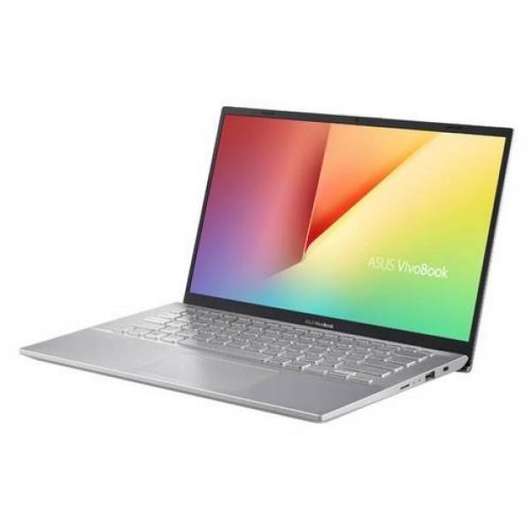 Asus VivoBook S412FA-EB614T Silver W10 - 8GB + O365 Laptop