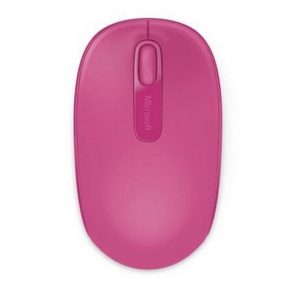 Microsoft Wireless Mobil Mouse 1850 Magenta U7Z-00064 Kiegészítők