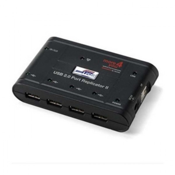 Toshiba USB 2.0 Port Replicator II Kiegészítők