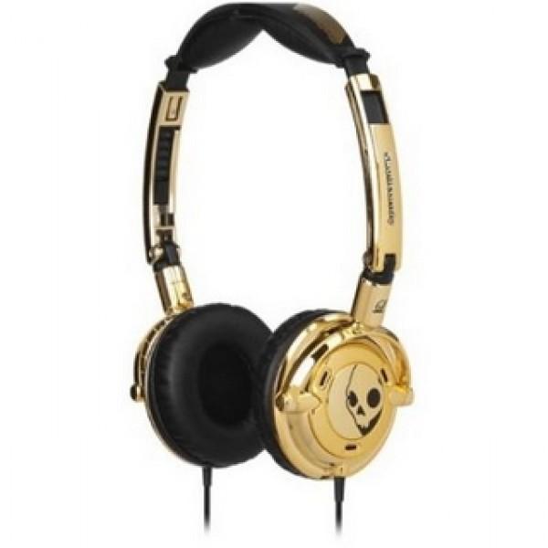 Fejhallgató Skullcandy Lowrider Gold XT (S5LWCZ-009) Kiegészítők