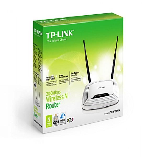 Wireless N Router TP-LINK TL-WR841N Kiegészítők