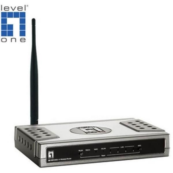 Wireless Router LevelOne WBR-6003 Kiegészítők