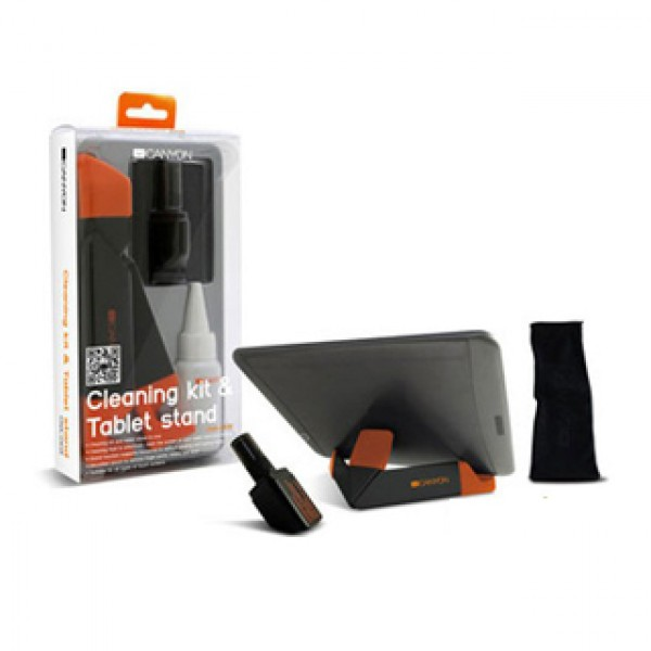 Canyon Cleaning kit & Tablet Stand (CNA-CK01) Kiegészítők