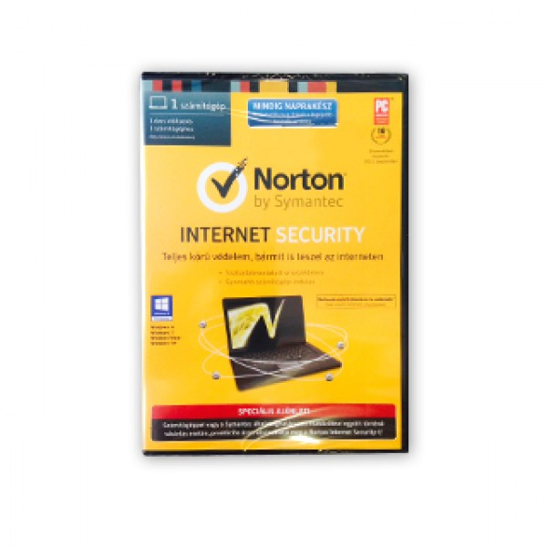 Szoftver Norton Internet Security 21.0 Szoftver