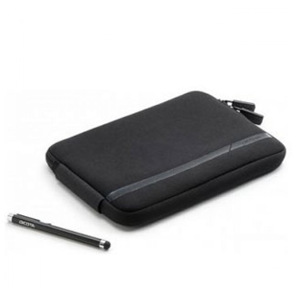 "Dicota Sleeve 7"" + Pen Black (D30818) Tablet tok"
